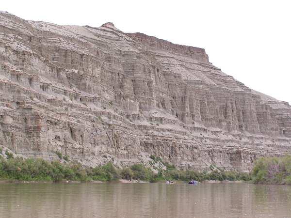 Green River (UT) thru Desolation and Gray Canyons - 84 miles